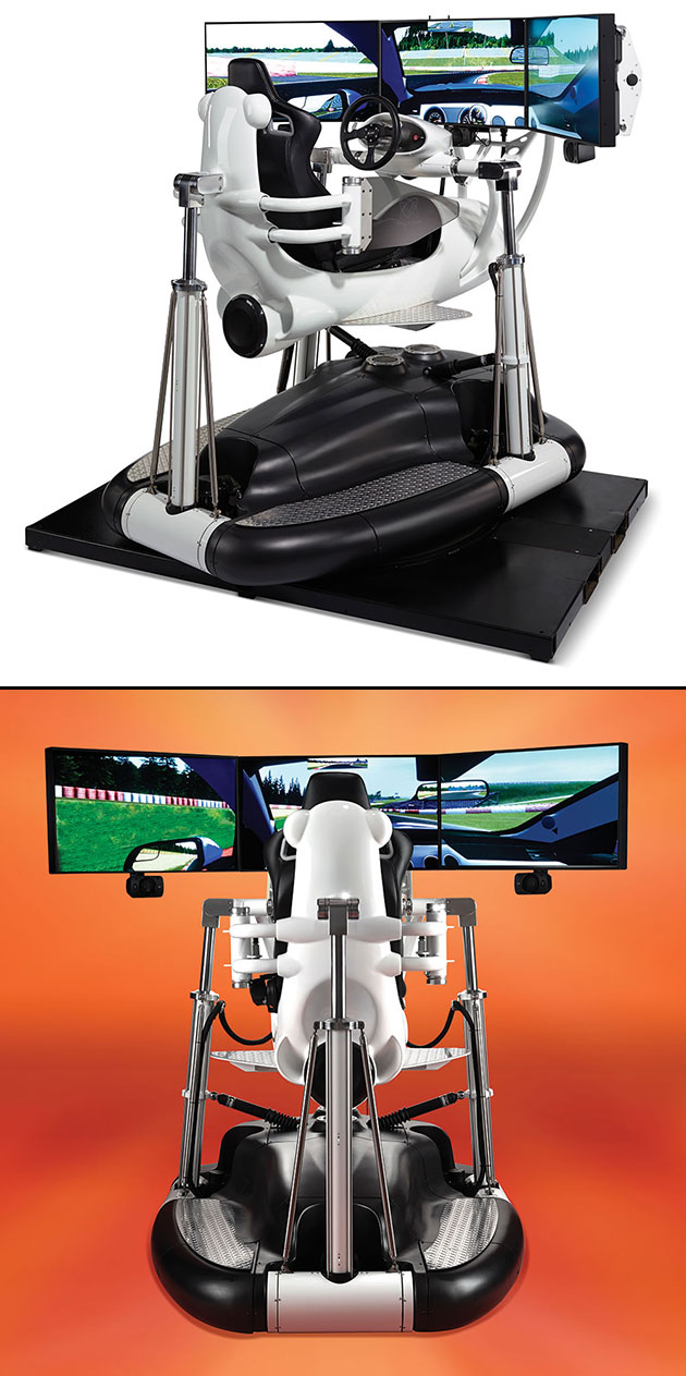 Most Realistic Racing Simulator