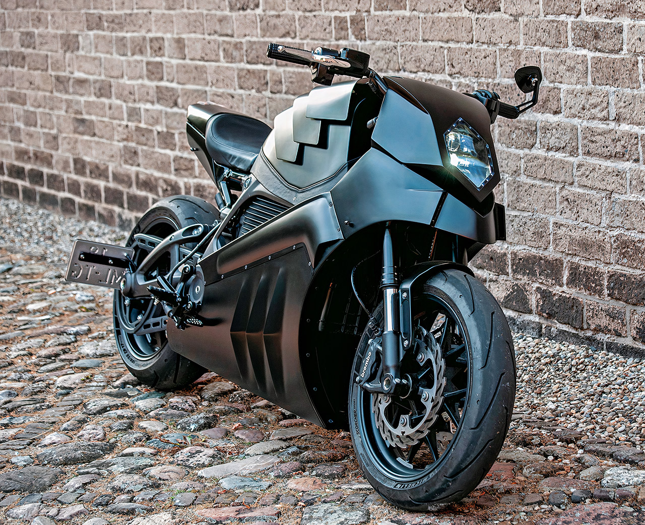 Moto Adonis Harley Davidson LiveWire Electric Batcycle Rule Breaker