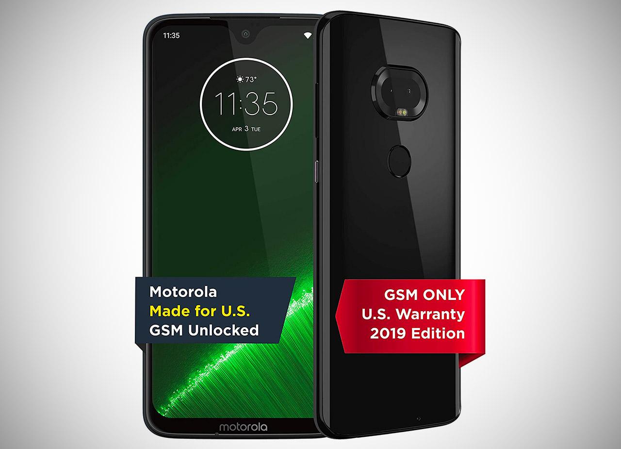 Moto G7 Plus 64GB Smartphone