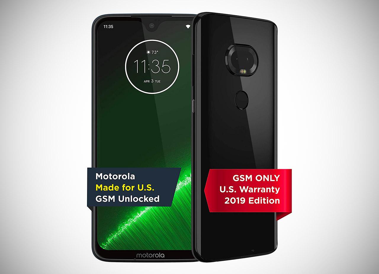 Moto G7 Plus Mobile Phone