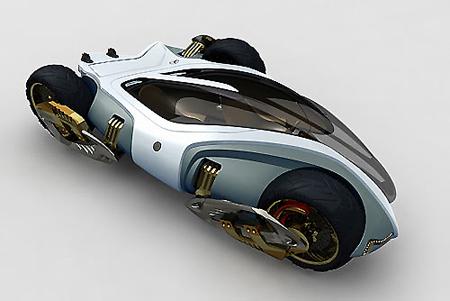 Motorcycle Car