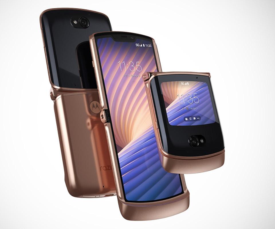 Motorola 5G RAZR