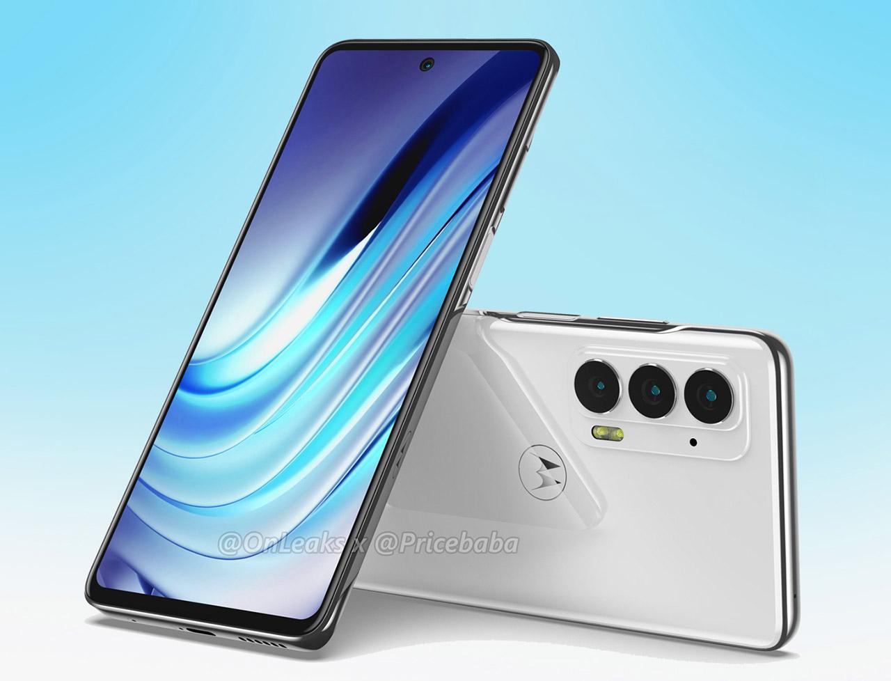 Motorola Edge 20 Mobile Phone Smartphone Leak Release