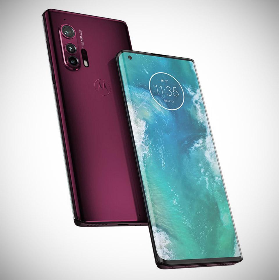 Motorola Edge Plus Mobile Phone