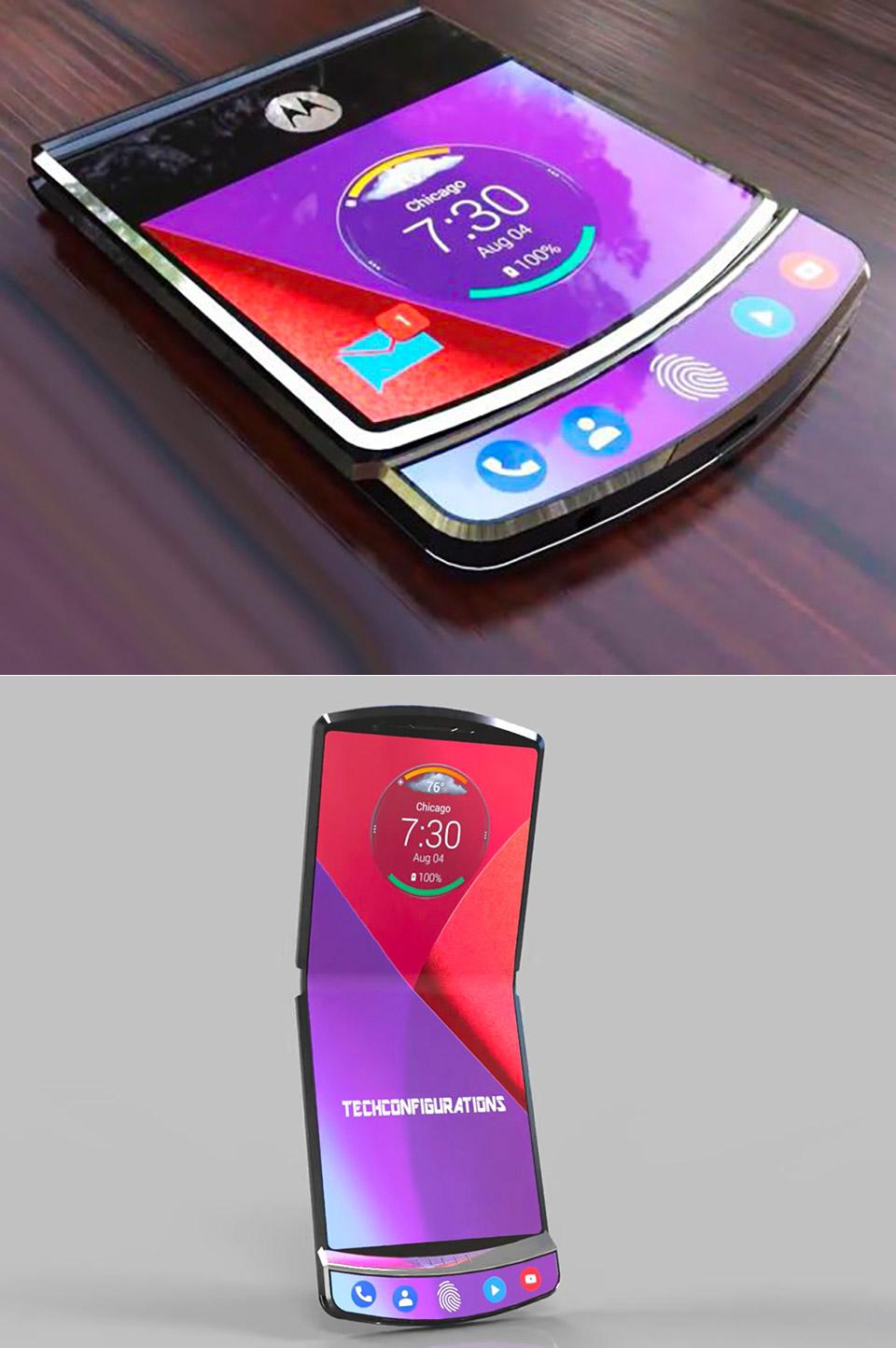 Motorola RAZR Mobile Phone Droid RAZR M