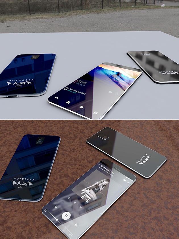 Motorola RAZR Plus
