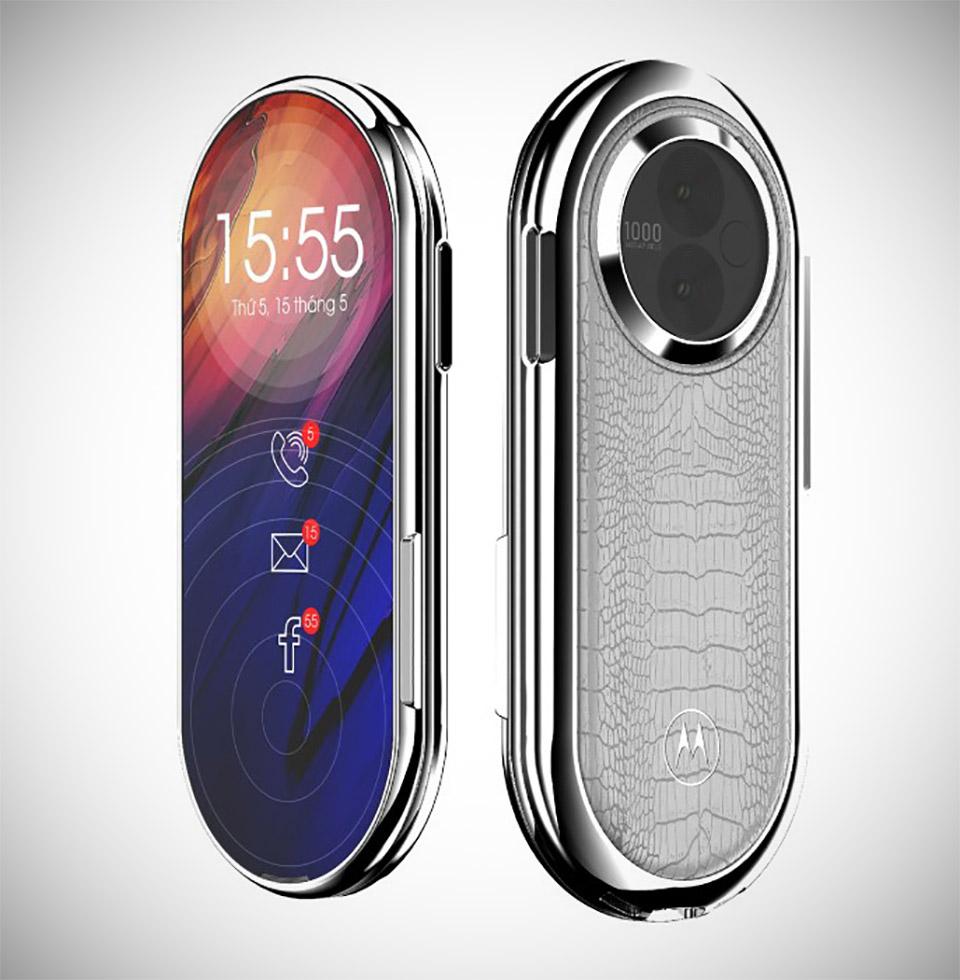 Motorola Revolve Smartphone