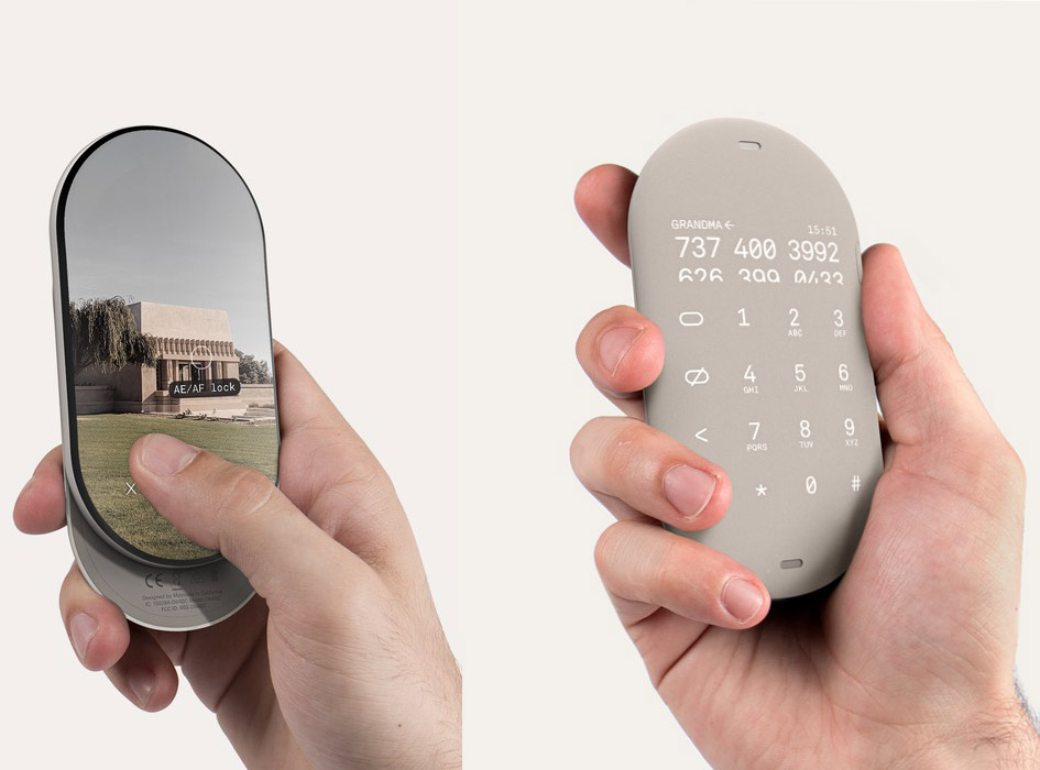 MotoZen Phone