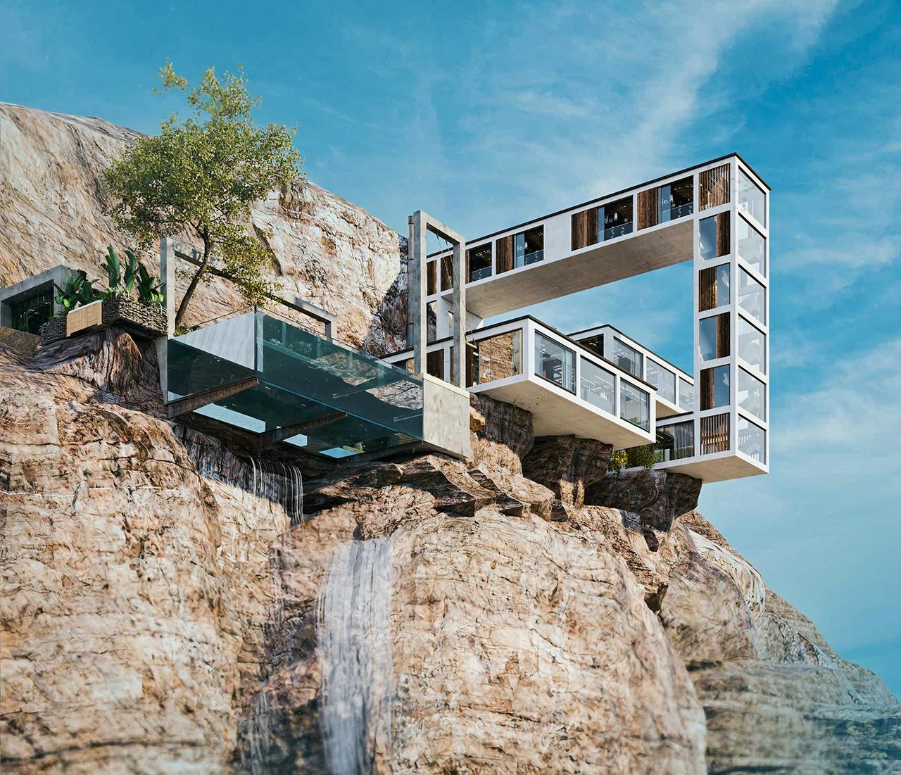 Mountain House Milad Eshtiyaghi