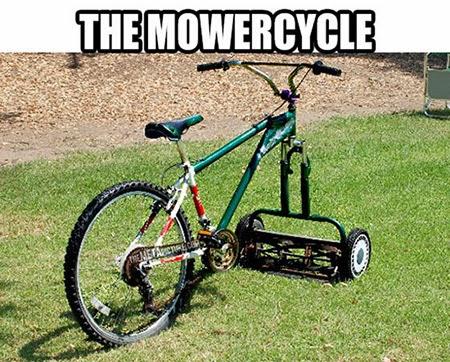 Mowercycle