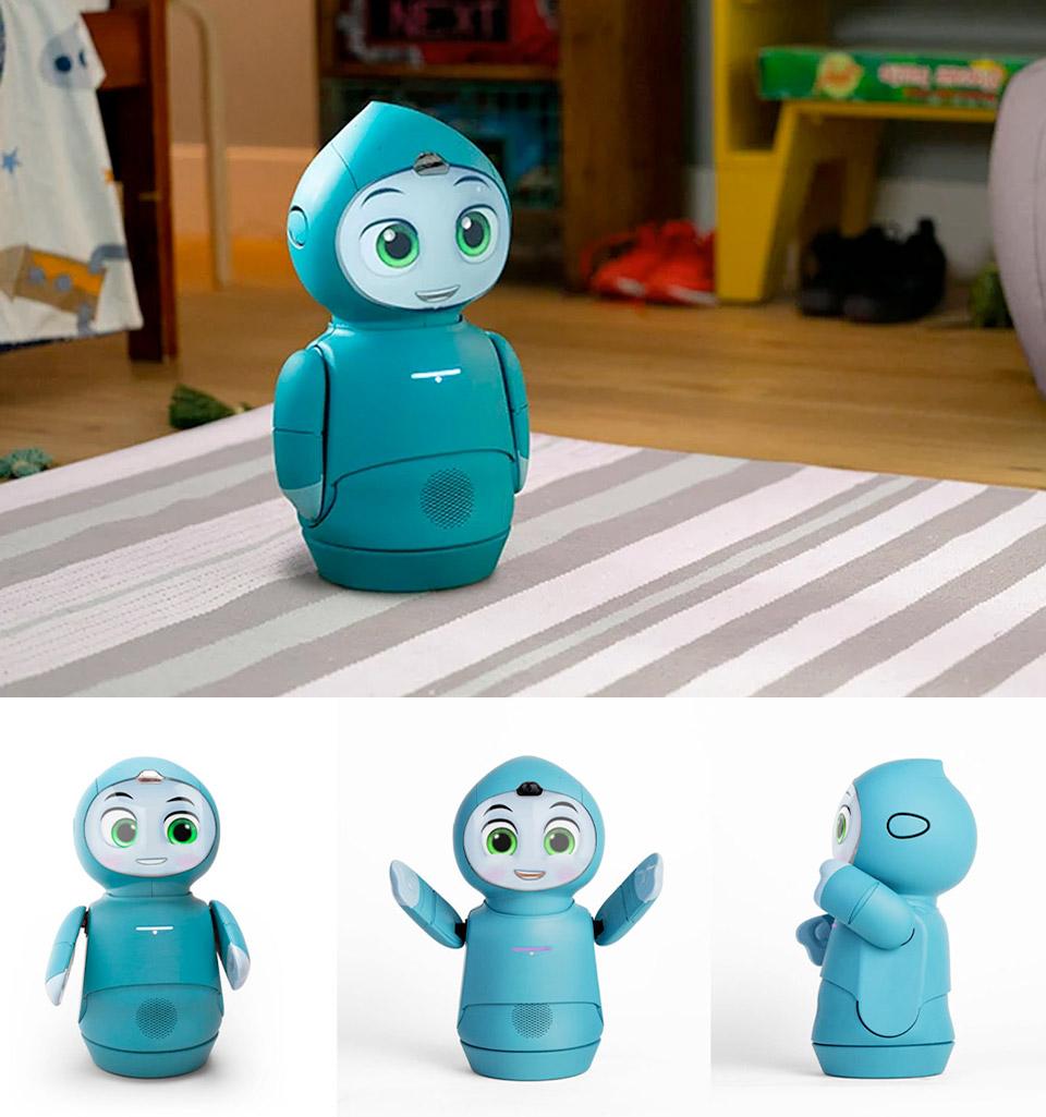 Moxie AI Robot Kids
