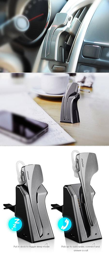 Mpow Knight Pro Bluetooth Headset
