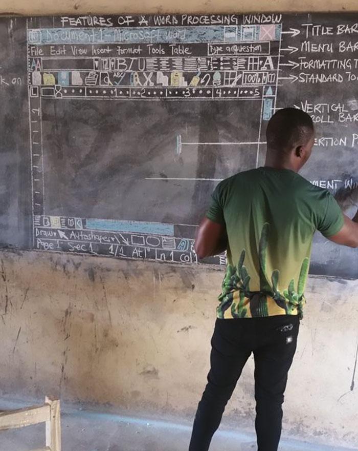 MS Word Teacher Ghana