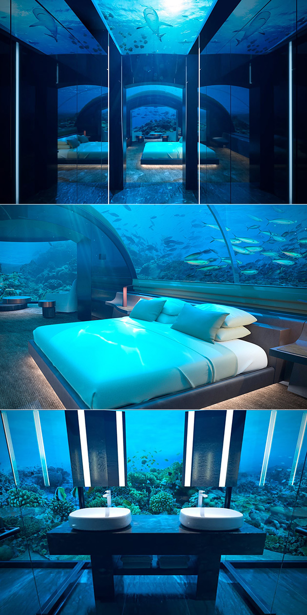 Muraka Underwater Hotel