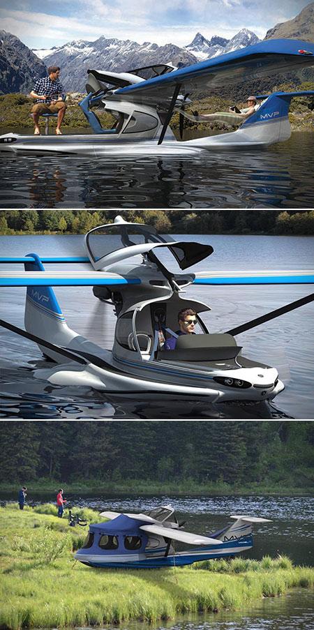 MVP Aero Model 3 Seaplane