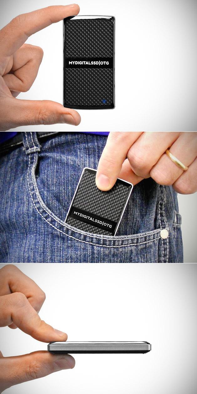 MyDigitalSSD 64GB Pocket SSD