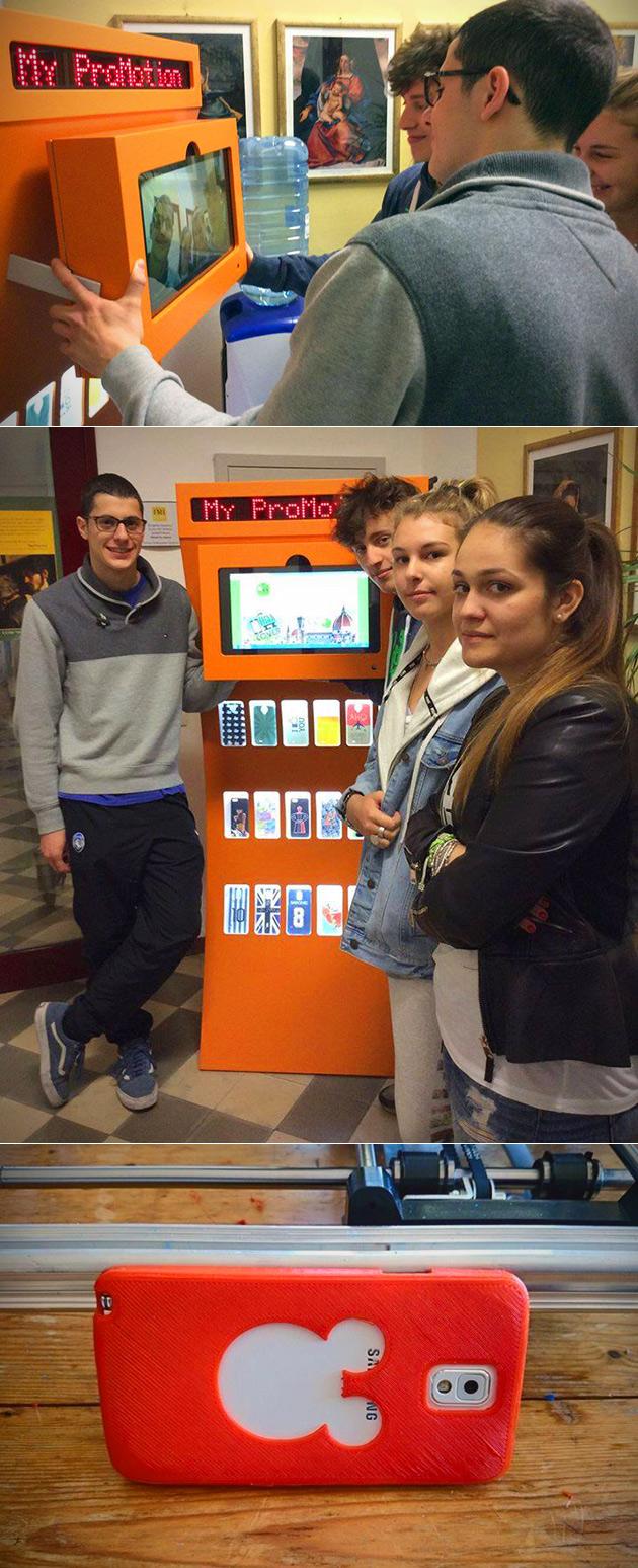 MyProAction Vending Machine