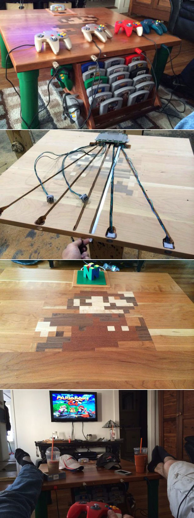 N64 Coffee Table