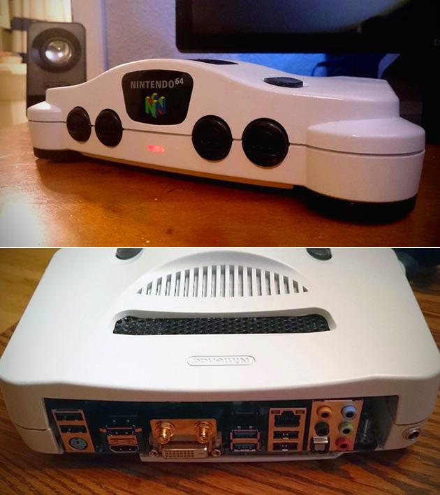 N64 PC Mod