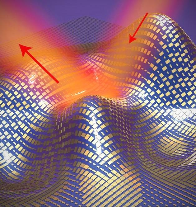 Nanoantenna Invisibility Cloak
