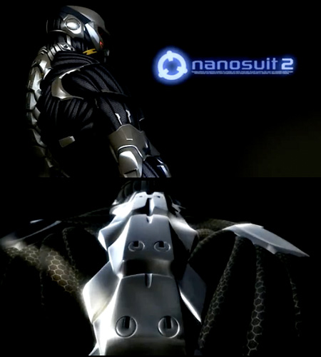 Crytek has released a new Crysis 2 infomercial promoting the Nanosuit 2,