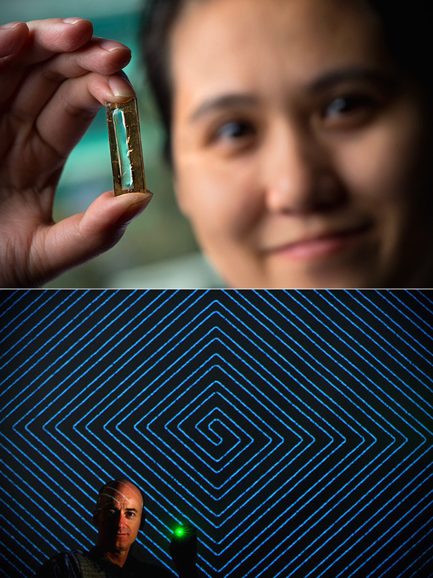 Nanowire Battery