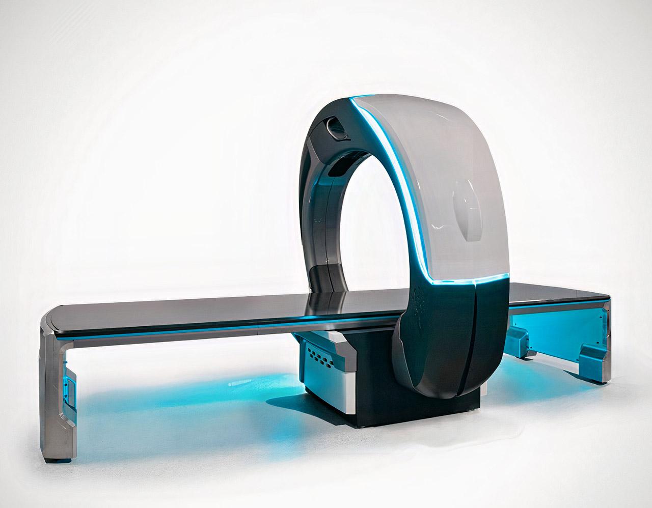 Nanox ARC X-Ray Bed