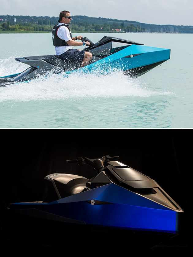 NARKE Electric Jet Ski