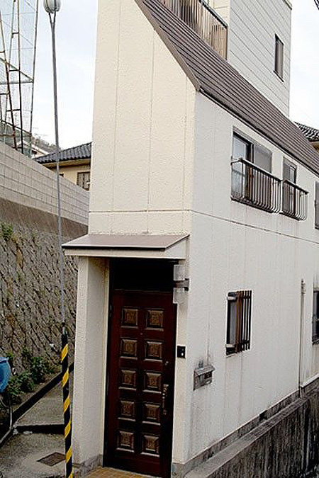 Narrowest Houses And Buildings In The World Techeblog