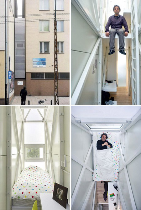 Narrowest Home