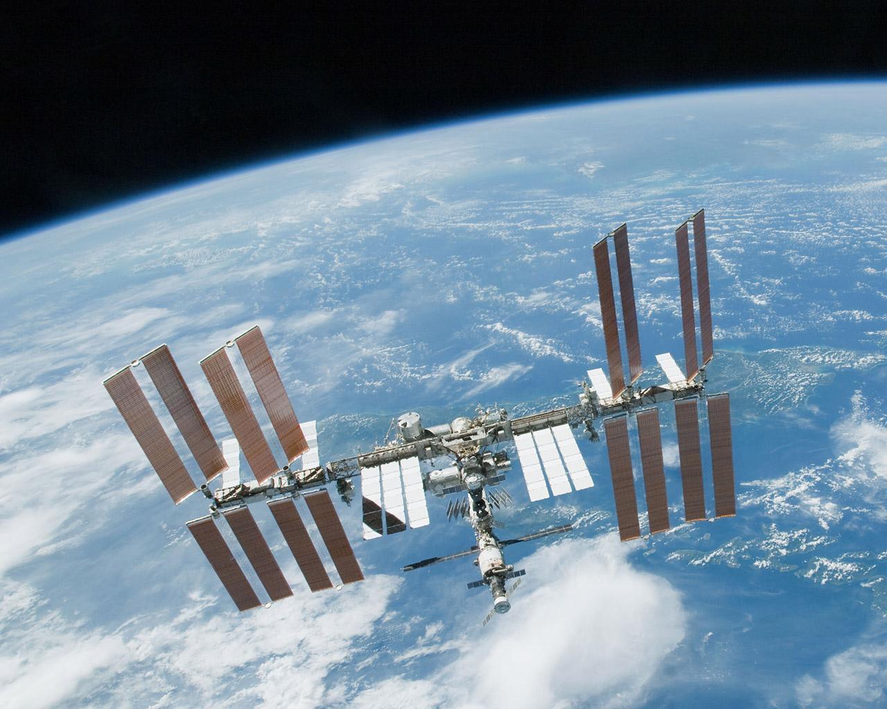 NASA 20-Years International Space Station