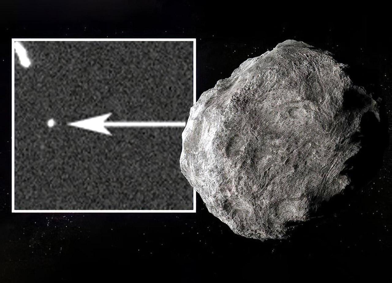 NASA 99942 Apophis Asteroid Earth