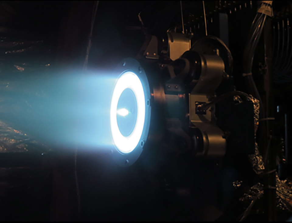 NASA Advanced Electric Propulsion System AEPS