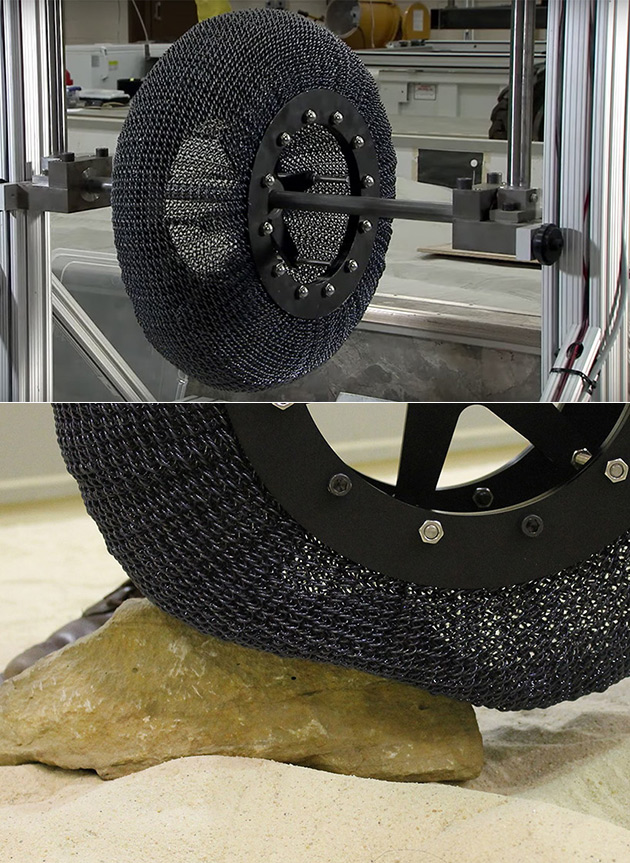 NASA Airless Tire