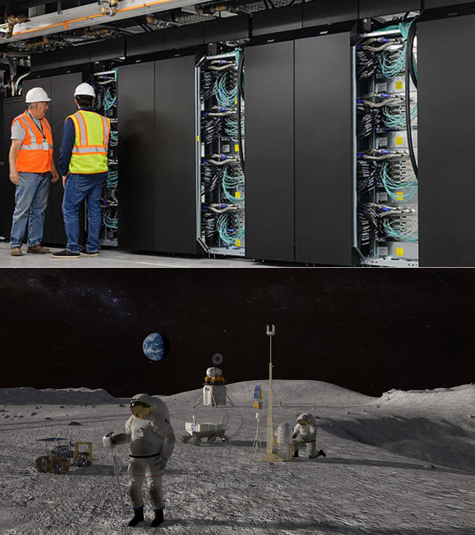 NASA Aitken Supercomputer