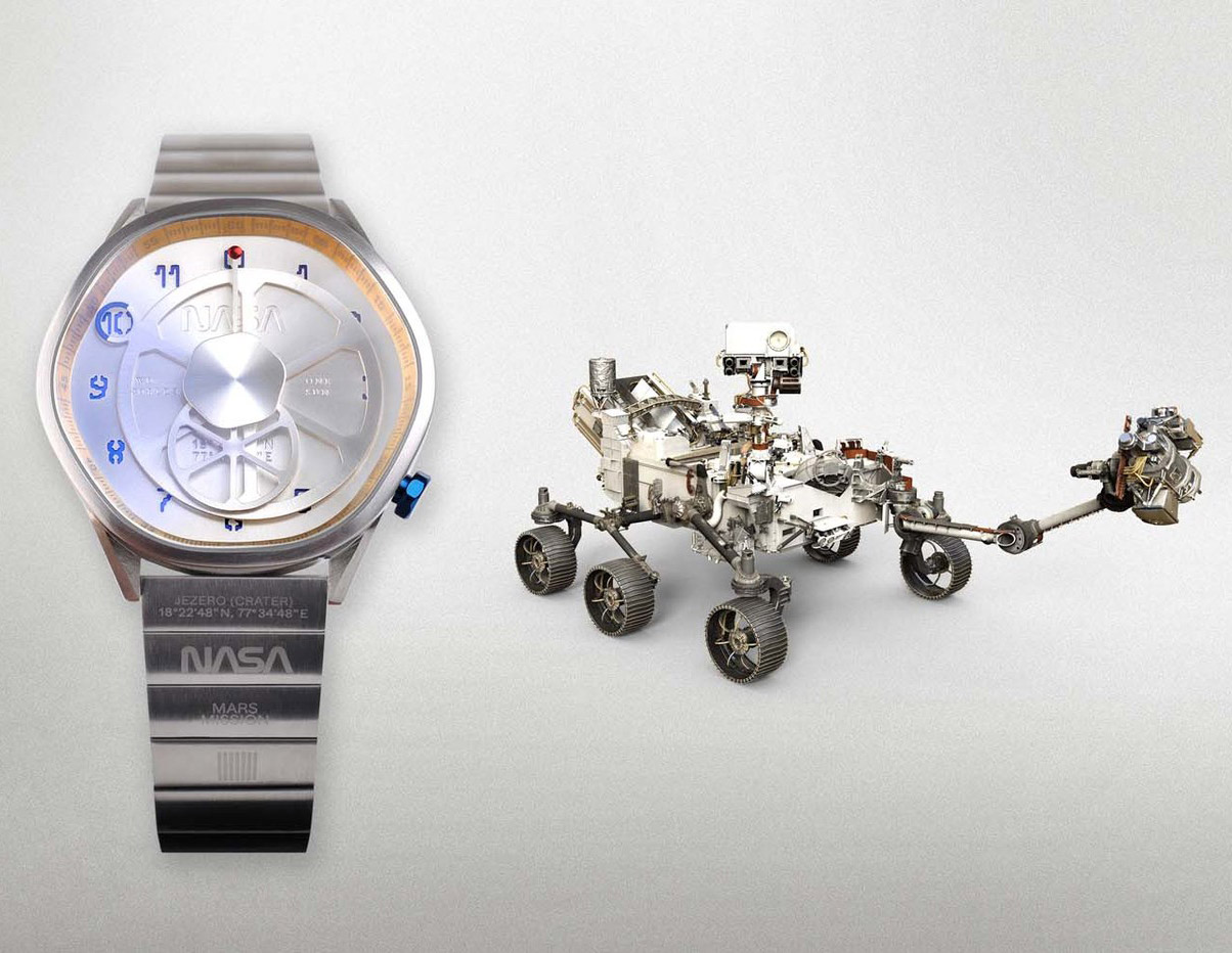 NASA Anicorn Mars Mission Watch
