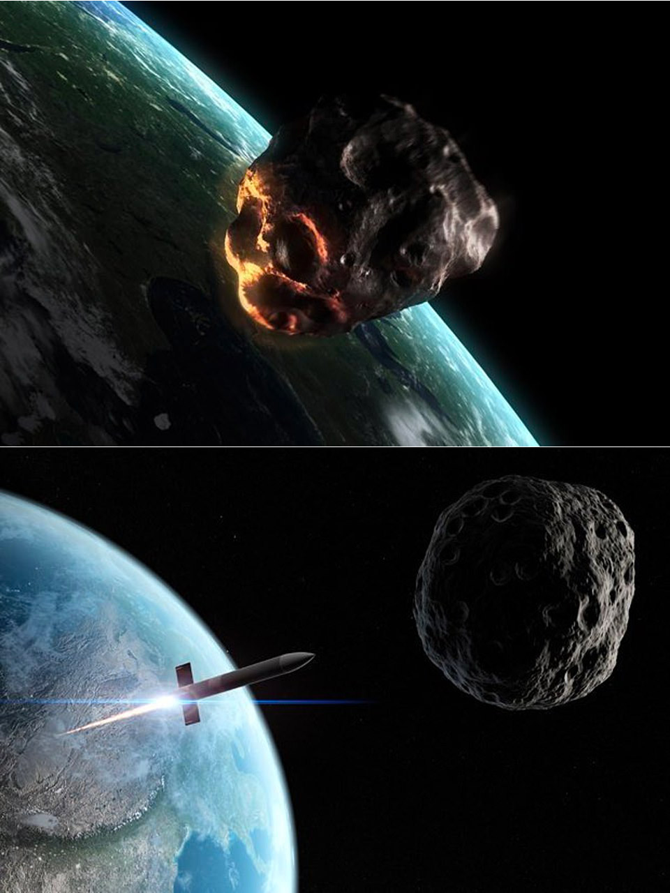 NASA Apocalypse Asteroid Earth