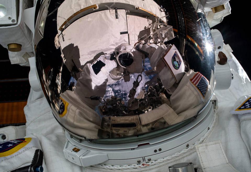 NASA Astronaut Moon Landing 2024