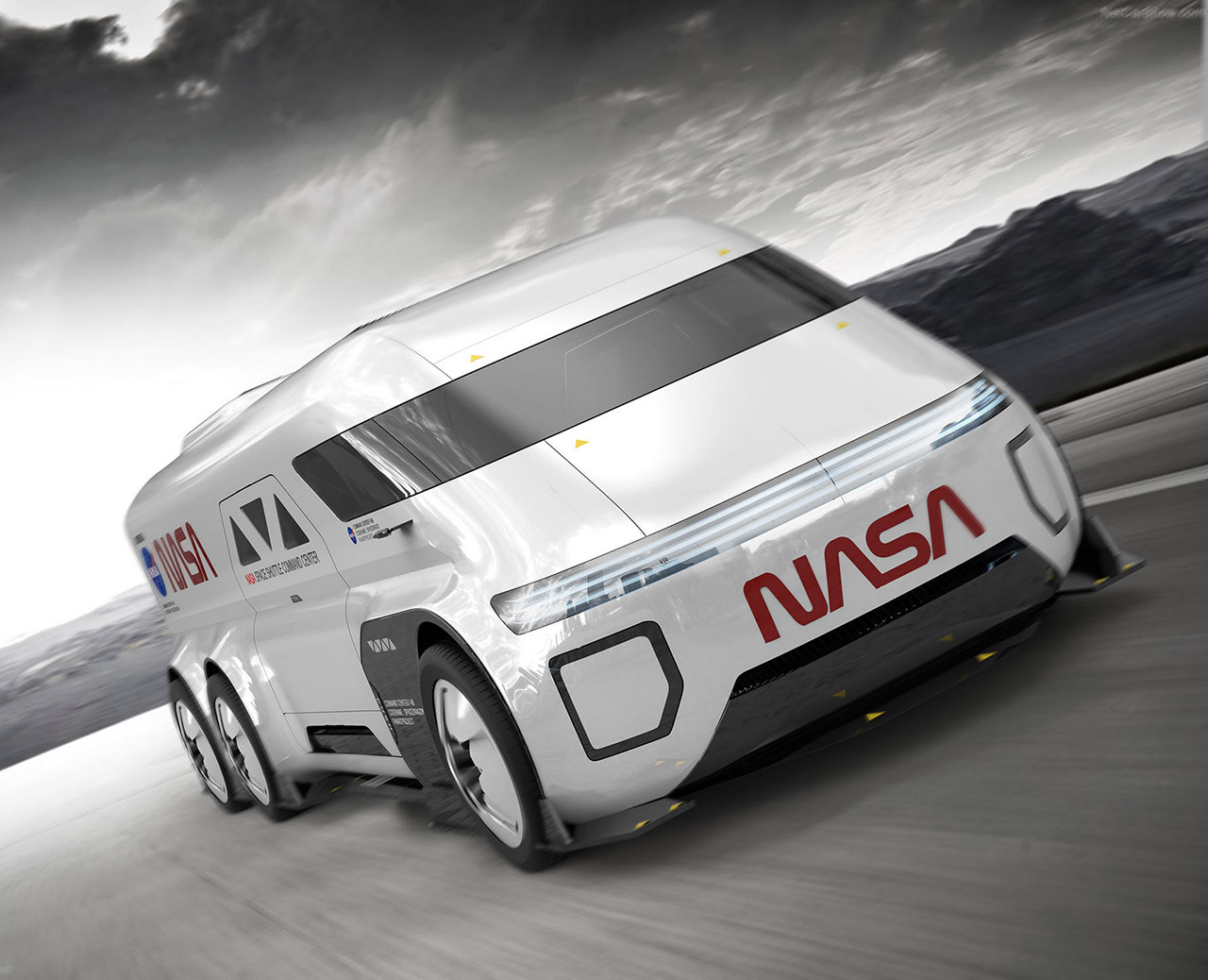 NASA Astronaut Transporter