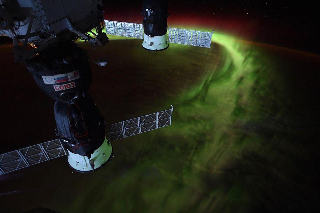 NASA Aurora Australis