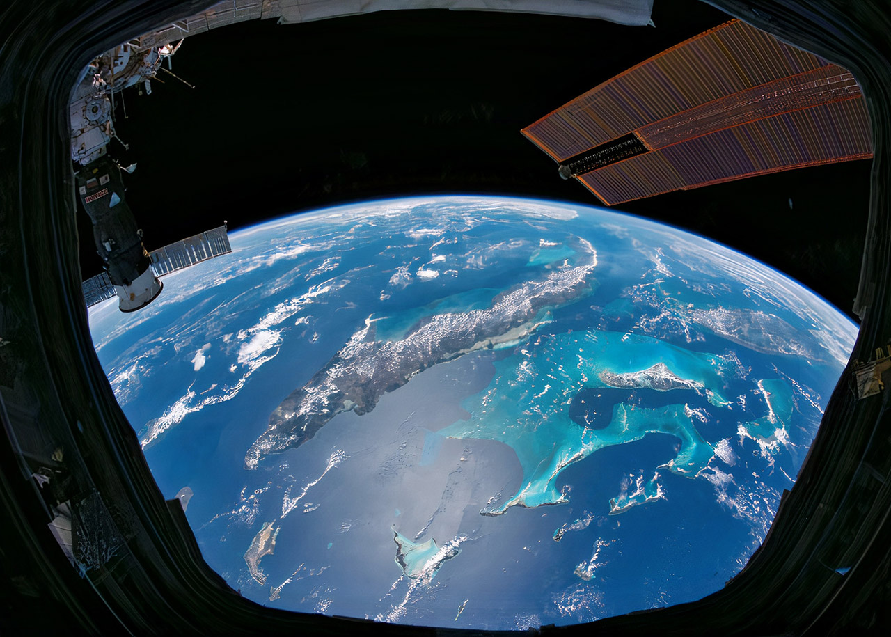NASA Best Earth Images ISS 2020