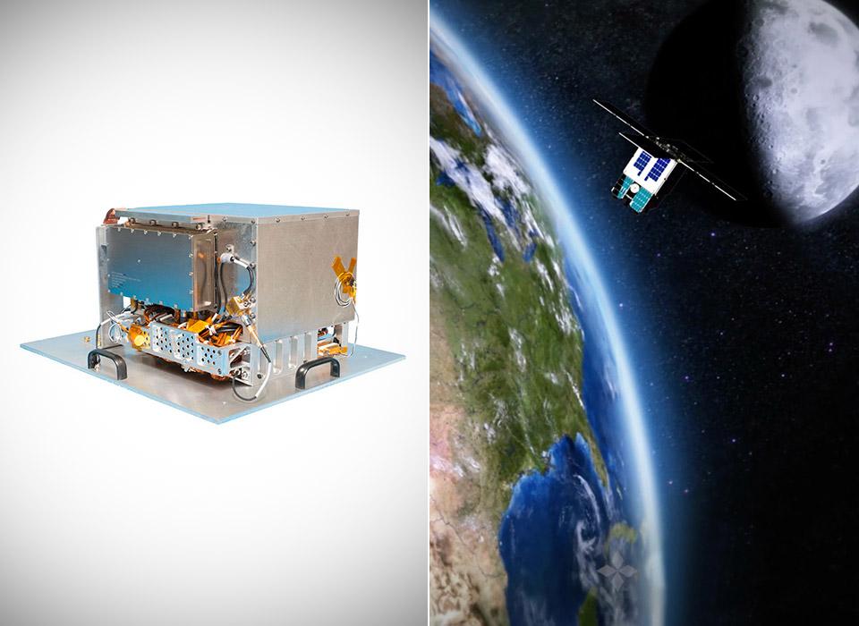 NASA Deep Space Atomic Clock