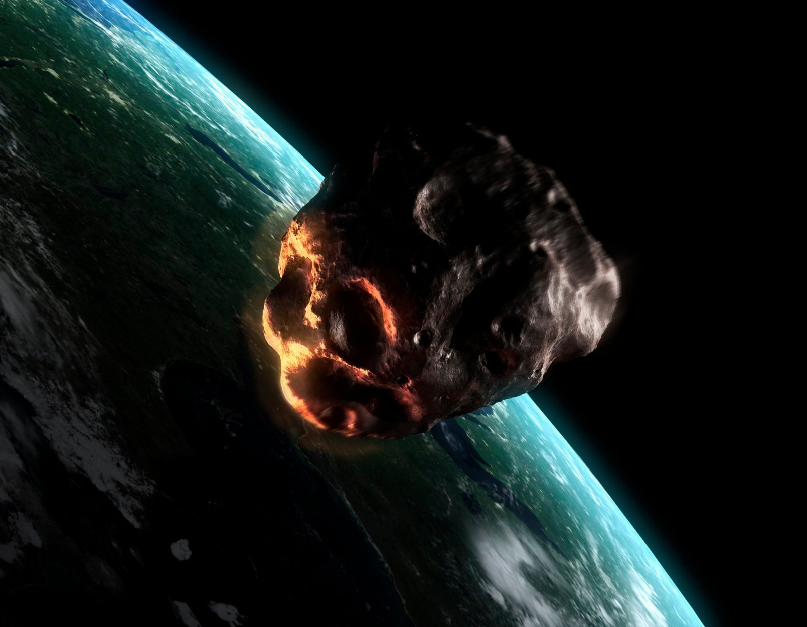 NASA Doomsday Asteroid Earth