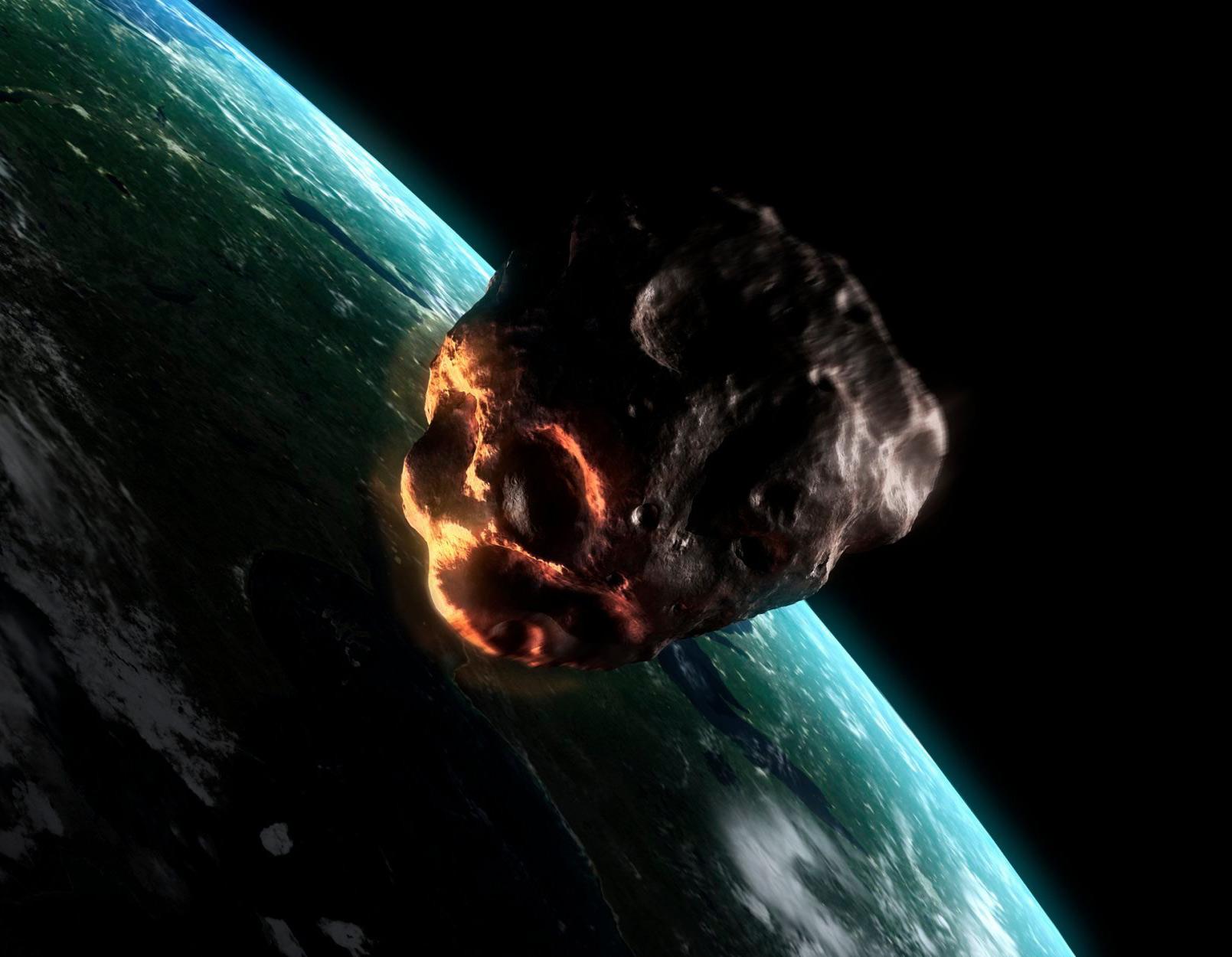 NASA Doomsday Asteroid Earth