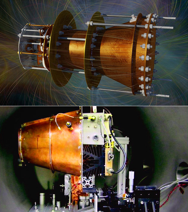 NASA EmDrive Impossible Engine