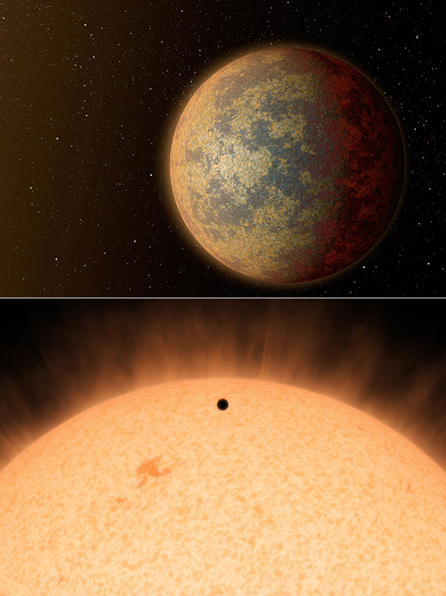 NASA Exoplanet HD 219134b