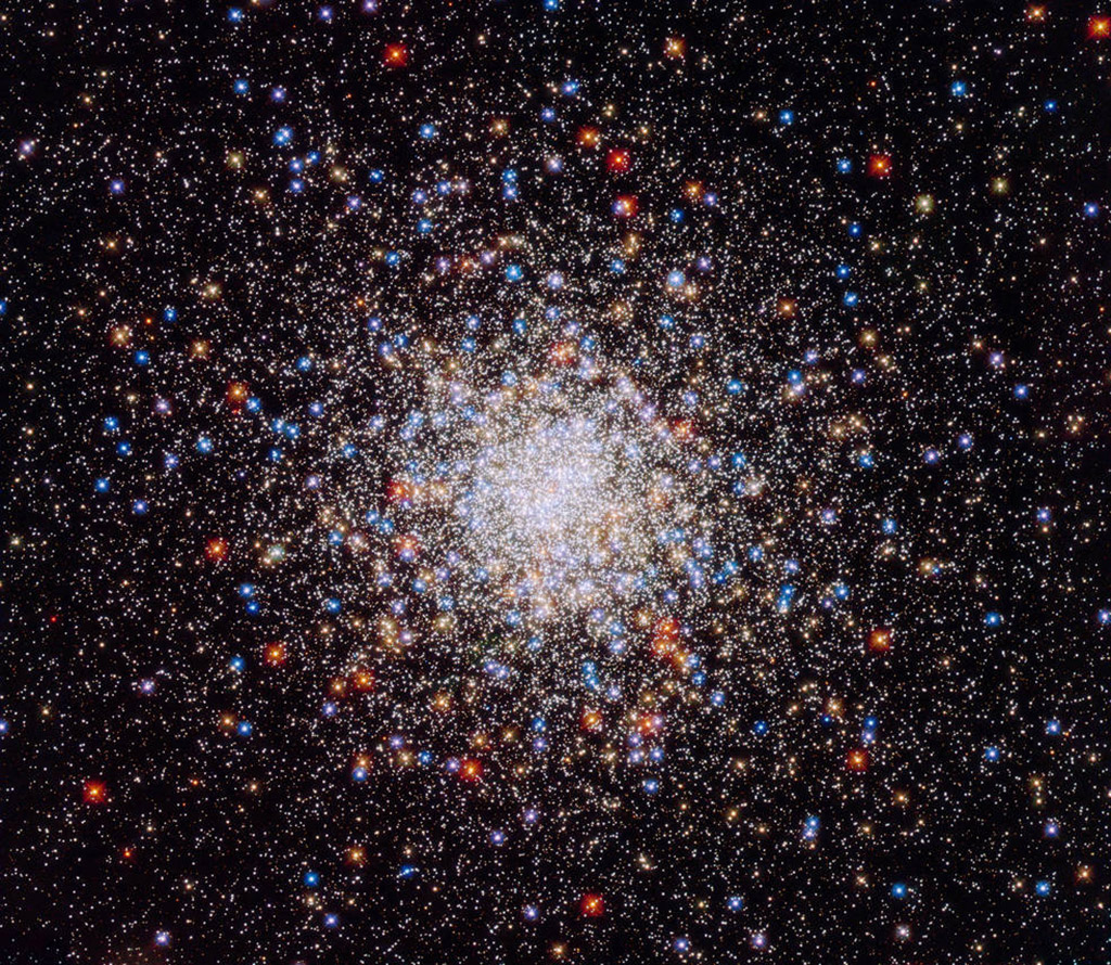 NASA Hubble Caldwell 78