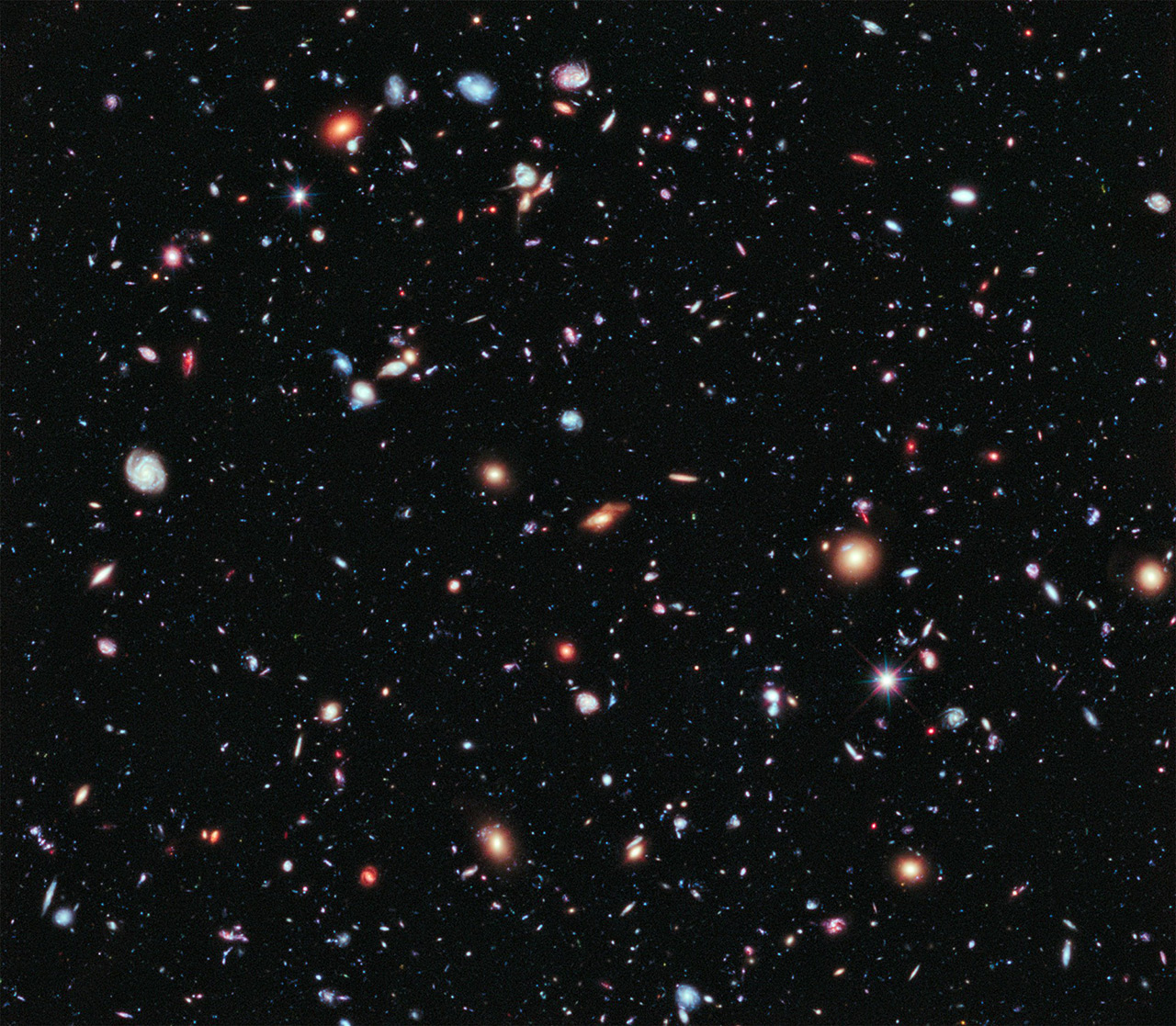 NASA Hubble Space Telescope Universe Galaxy