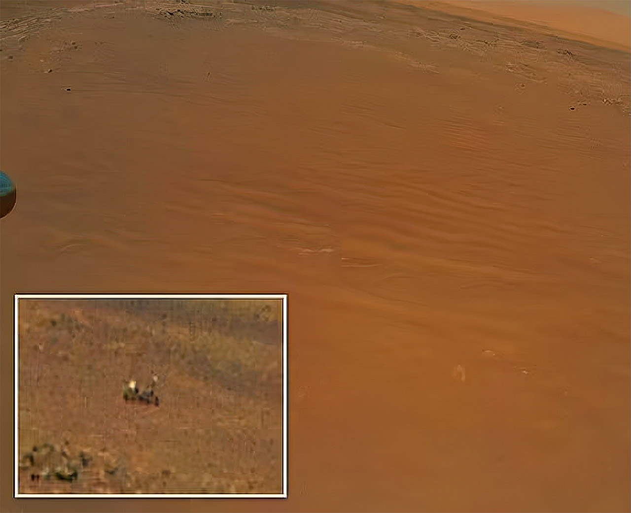 NASA Ingenuity Helicopter Mars Perseverance Rover 11th Flight