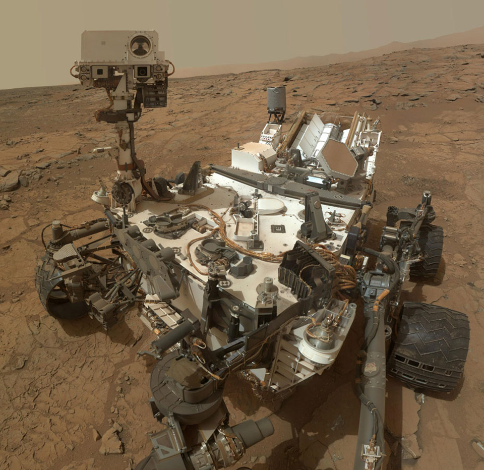 NASA Jet Propulsion Laboratory Mar Opportunity Rover